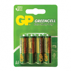 Batéria AA GP GREENCELL 1,5V 15G R6P